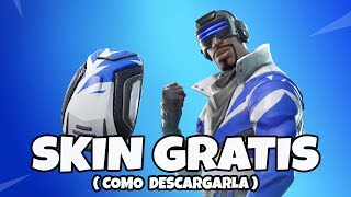 FREE SKIN (BLUE ARIETE) - HOW TO DOWNLOAD // PS4 PLUS FORTNITE BATTLE ROYALE
