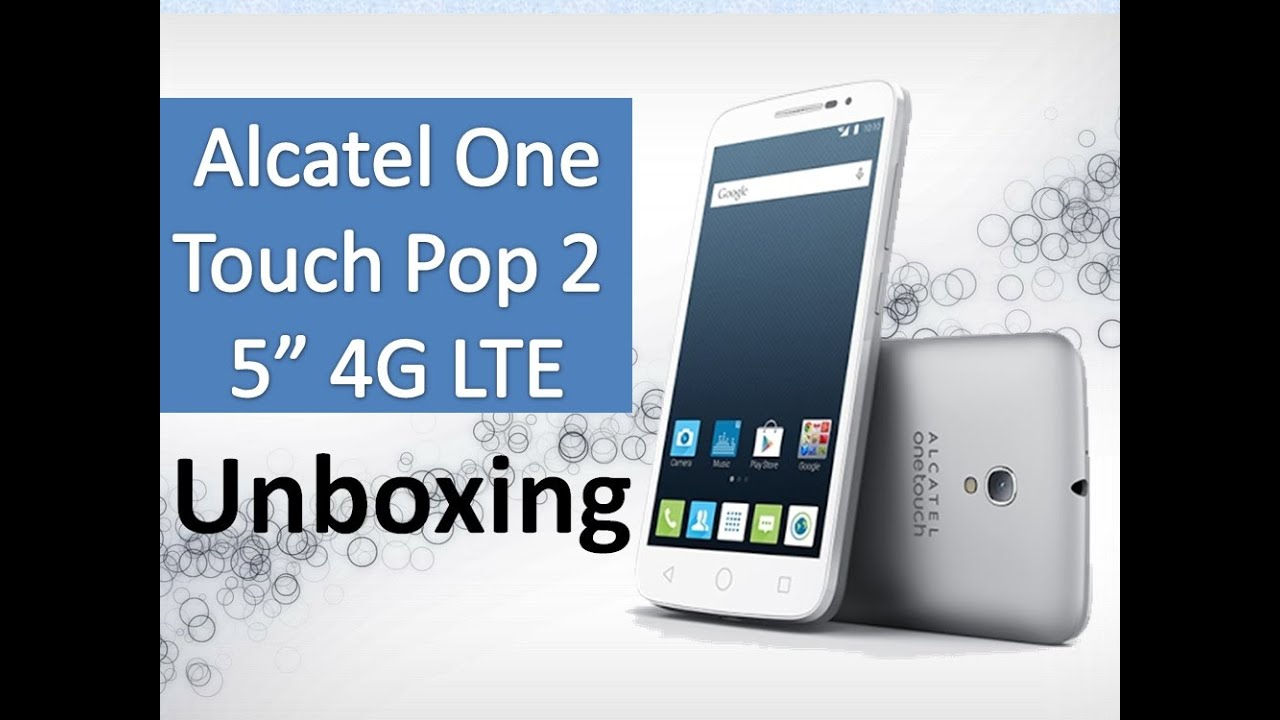 alcatel one touch pop 2 5 XIAOMI