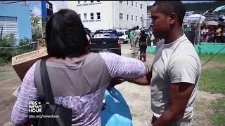 After two devastating hurricanes, U.S. Virgin Islands' 'hurt is very real,' says state senator