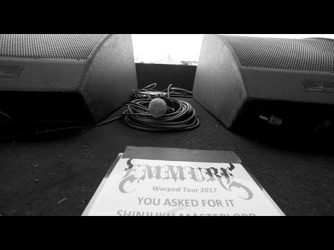 Emmure - Warped Tour Update #1 (OFFICIAL VIDEO)