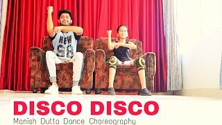 Disco Disco: A Gentleman - DANCE CHOREOGRAPHY | Sidharth,Jacqueline | Sachin-Jigar|Benny,Shirley