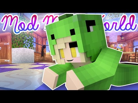 Minecraft | Megan's Discovery | Mod Mod World Ep.23 [Roleplay]