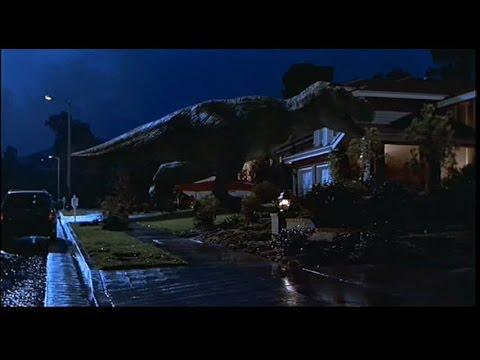 "The Lost World: Jurassic Park // T.Rex Tribute // ""I Feel ... T Rex The Lost World Jurassic Park"