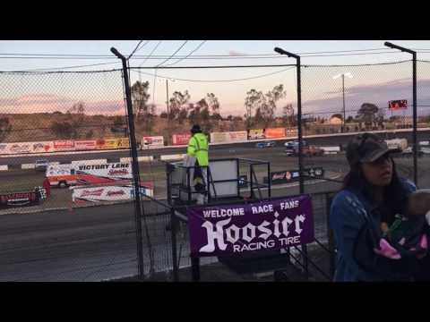 Bakersfield Speedway 4/8/17 Hobby Heat 2