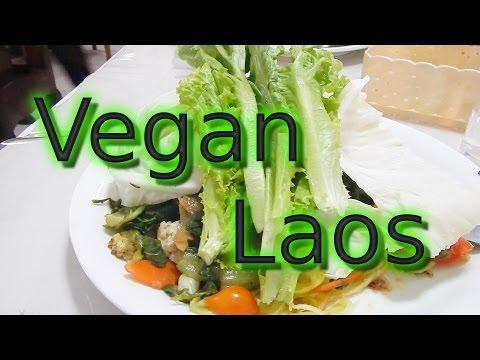 Vegan Laos (Bike Rental 40-50 baht per day)