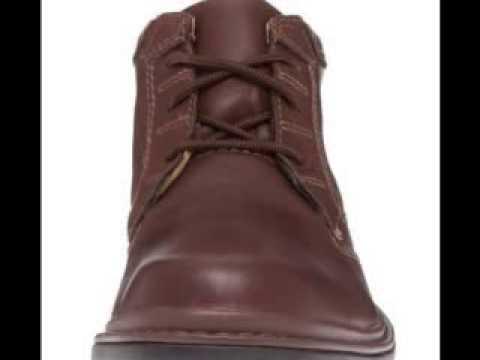 4863c7202d66 Clarks Rockie Hi GTX 203186037 Herren Boots - YouTube
