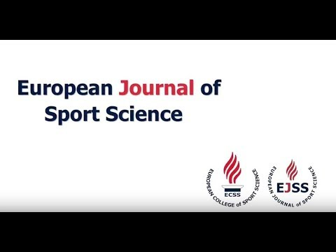 European Journal of Sport Science - EJSS update