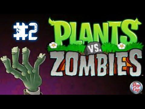 Plants vs zombies. #2