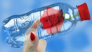 14 лайфхаков с пластиковыми бутылками