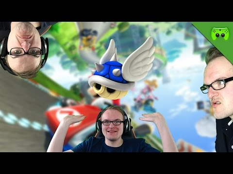 RAGESIMULATOR 2016 🎮 Mario Kart 8 #144