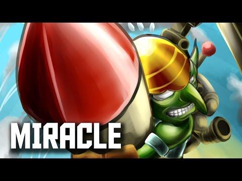 Miracle Tinker: 32 kills Ranked Gameplay Dota 2