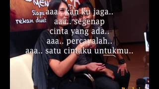 Judika feat. Duma Riris - Sampai Akhir [New Single 2013]