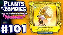 Legendary Ability! Shogun Guard! - Plants vs. Zombies: Battle for Neighborville - Gameplay Part 101