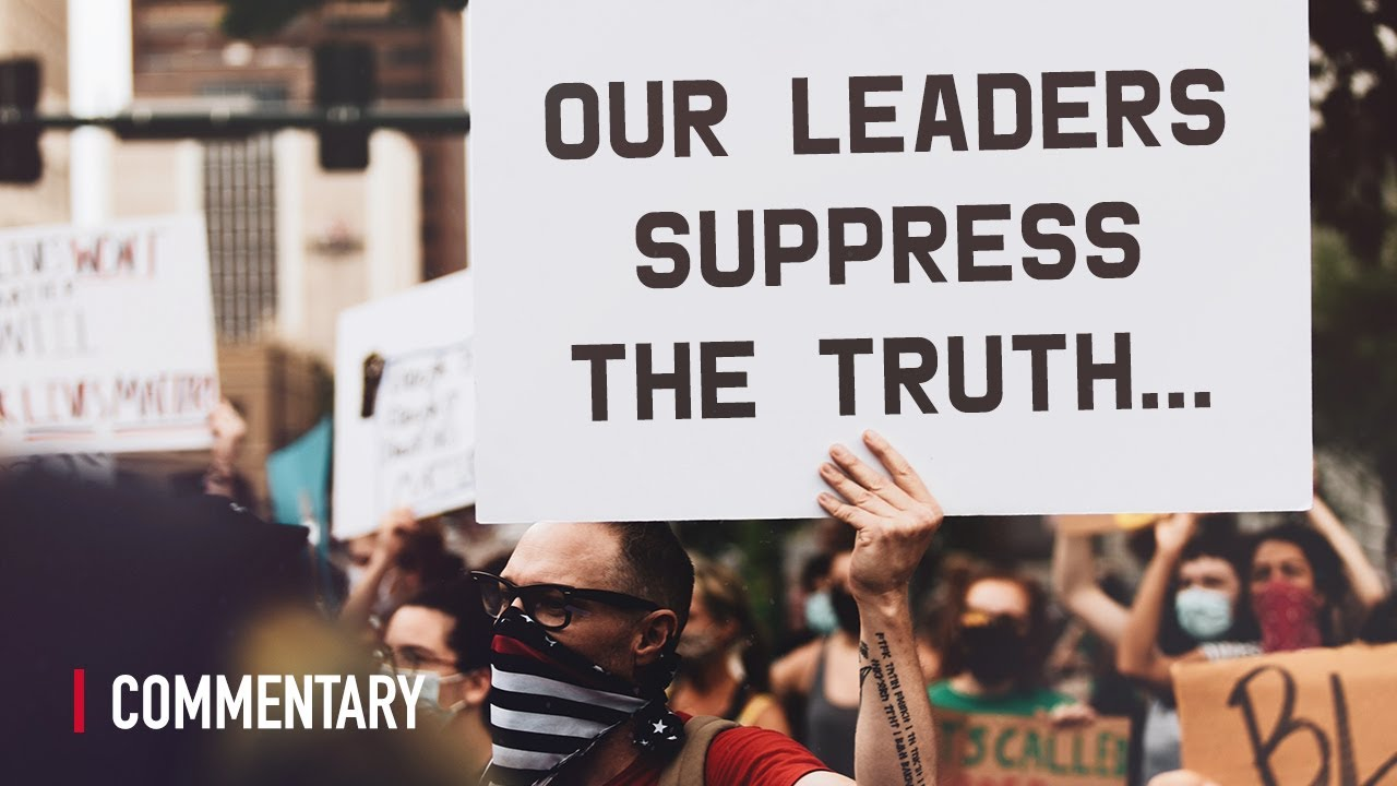 Our Leaders Suppress the Truth and the People Love It So!