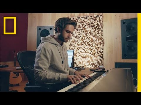 In the Studio Pt. 2 ft Zedd | One Strange Rock