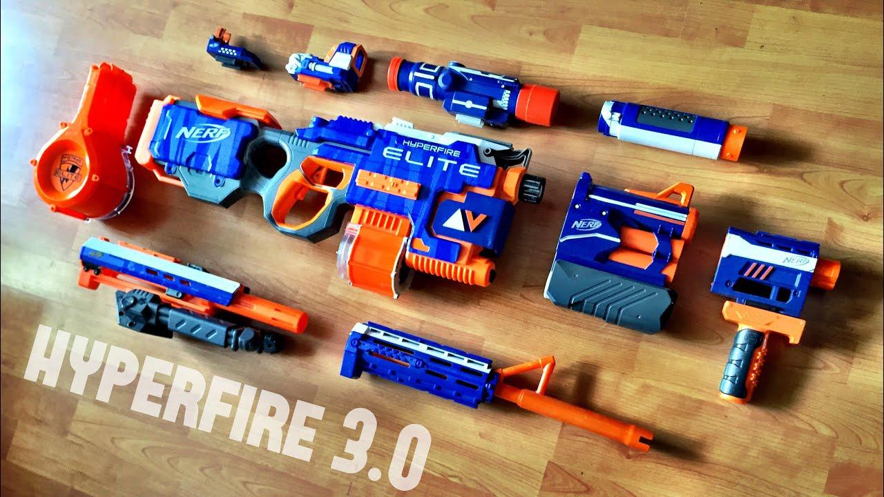 [MOD] Nerf HYPERFIRE 3 0