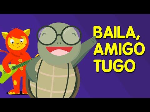 Baila, Amigo Tugo, canción infantil para bailar