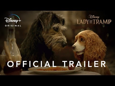 Lady en de Vagebond filmtrailer op Disney+