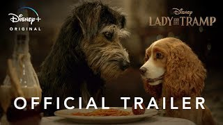 Bekijk de D23-trailer van live-action remake Lady and the Tramp
