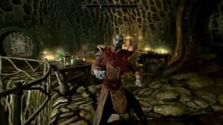 Самый тошнотворный квест в TES 5 : Skyrim + DLC Dragonborn