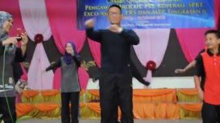 Vocaloid Miku Ievan Polka Penguin Dance