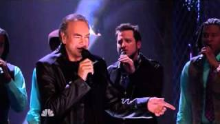 The Sing-Off: Neil Diamond + Committed + Street Corner Symphony - Ain't No Sunshine