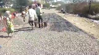 Download Video WBM ( water bound macadam)  road construction procedure video. pwd civil engineering videos 2019 new MP3 3GP MP4
