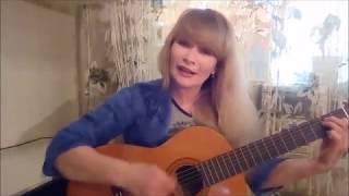 Под гитару, переделка песни Стаса Михайлова, Всё для тебя.Поздравление на свадьбу Олечке и Стасику.