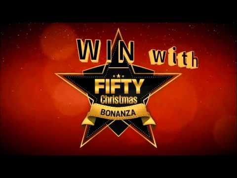 Win With The Movie FIFTY Konga Christmas Bonaza - Filmone Distribution, A Ebony Life Films Prod