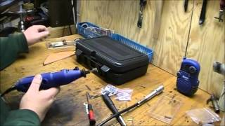 WEN Rotary tool first impressions