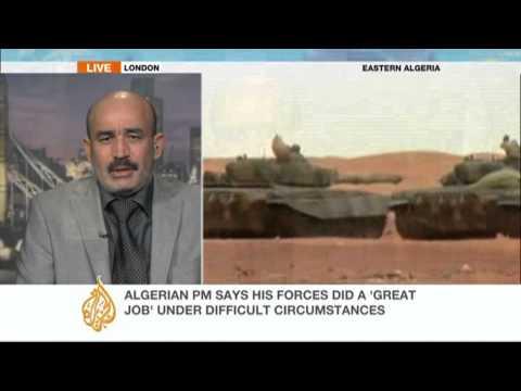 Algerian activist describes aftermath of hostage crisis
