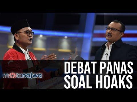 Mata Najwa - Satu Atau Dua: Debat Panas Soal Hoaks (Part 2)