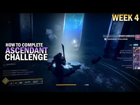 Destiny 2: Ascendant Challenge guide | Metabomb