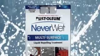 Rustoleum Neverwet Tv Commercial