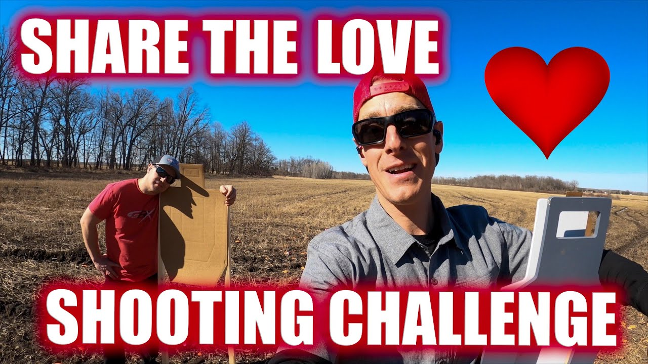 Share the Love Challenge | Gould Brothers