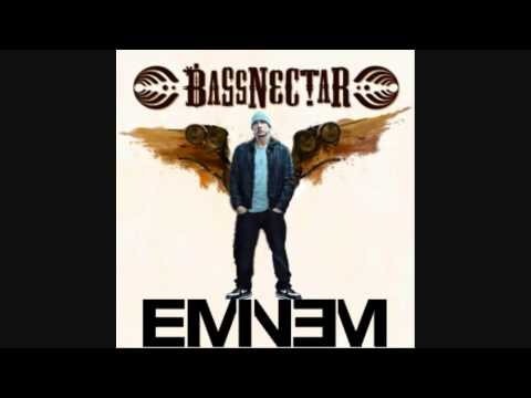 Slim Shady, You a Basshead Bassnectar vs Eminem Grave Danger Mashup