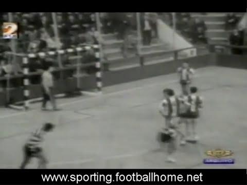 Andebol :: 05J :: Sporting - 13 x Porto - 19 de 1967/1968