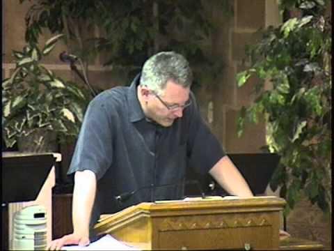 2013, Mar. 29th -- Leviticus 26-27 -- Pastor Tom