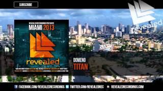 Domeno - Titan (Original Mix) - OUT NOW
