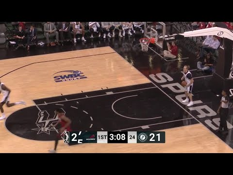 Larry Drew II Top Assists of the Month: November 2017