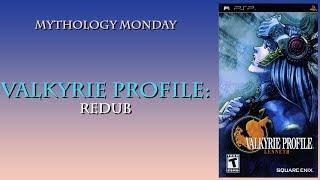 Mythology Monday: Valkyrie Profile ReDub 001
