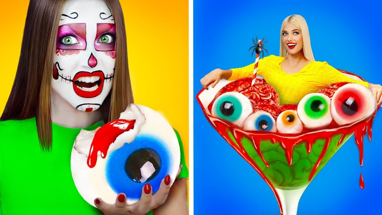 ¡HALLOWEEN SE ACERCA! 7 bromas divertidas de zombis || locos y amigos zombis divertidos de RATATA