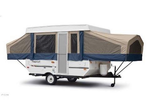 Flagstaff Tent Trailer Youtube