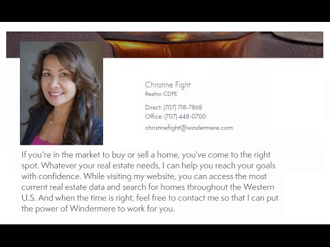 Christine Fight | Real Estate - Vacaville Custom Home Listing