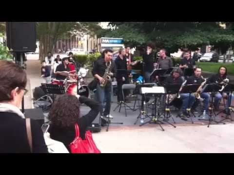 MA Big Band live in Bologna