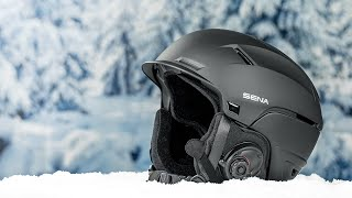 Latitude S1 Snow Helmet | Sena