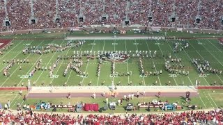 FSU Marching Chiefs Halloween Thriller Halftime Show