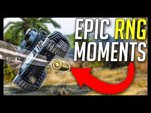 ► RNG Wins and Fails from The Past! - World of Tanks: RNGesus #56