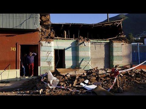 Levantada la alerta de Tsunami en Chile tras el terremoto de 8,4