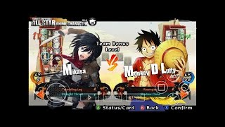 Cara Download Di HP Android, Game Naruto Shippuden Ultimate Ninja Impact Mod All Star Anime PPSSPP